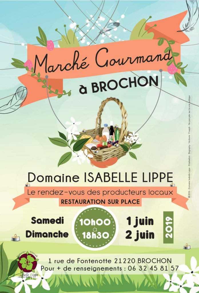 Week-end gourmand au domaine Isabelle Lippe de Brochon 2019